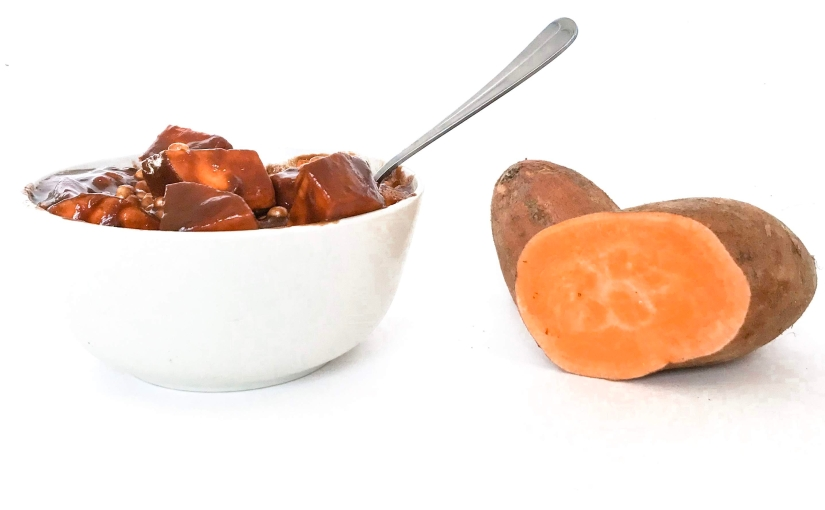 Sweet Potato Chili (V)