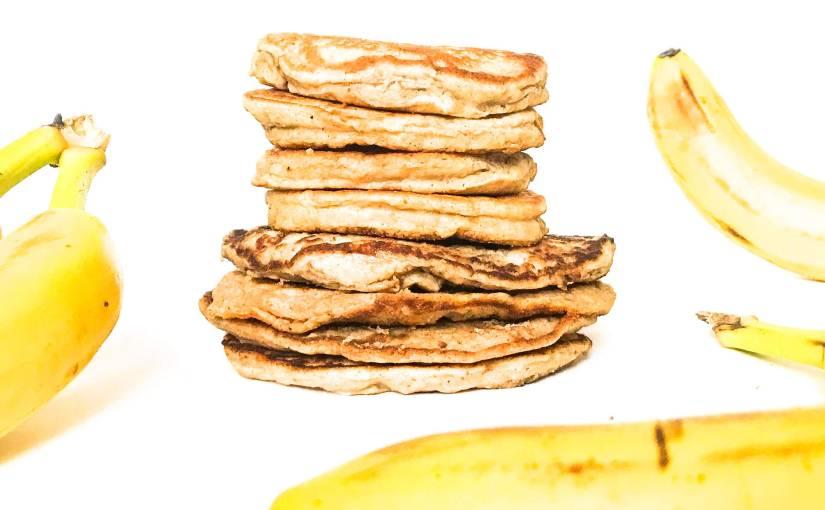 Banana Pancakes–3 Ways(V)