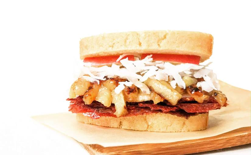 April Fool's Primanti Bros. Sandwich (V)